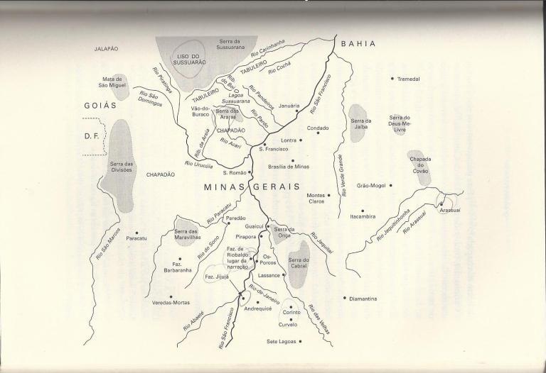 1 Introdução è geografia real e fictícia de GSV